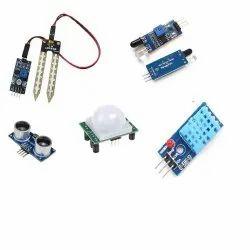 Robocraze Mini Sensor Kit Soil and Moisture and Humidity With PIR Ultrasoonic