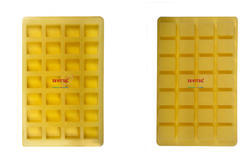 Silicone Soap Mold 35 gm Square 28 Cavities