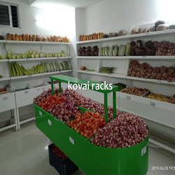 Vegetable And Fruit Rack Namakkal