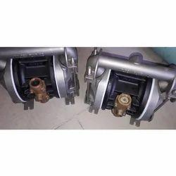 Wilden Stainless Steel Pump, Maximum Flow Rate: 2000 LPM