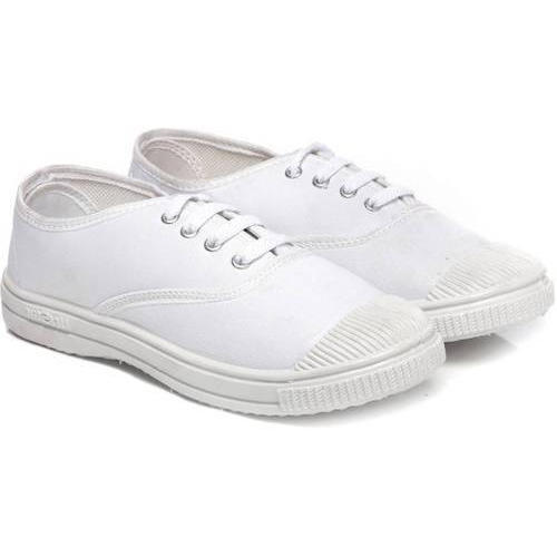 Unisex Formal White PT Shoes, Rs 110