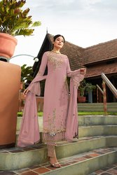 Pr Fashion Launched Beautiful Heavy Designer Straight Cut Suit