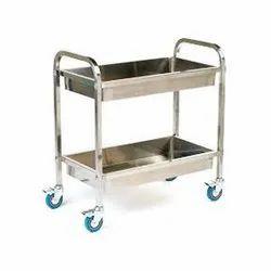 Stainless Steel Multipurpose Trolley