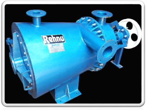 REHNU Turbo Separator TR-300, Capacity: 7.5-10T, Model Name/Number: T-300R