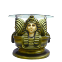 Egyptian Lady Face Table