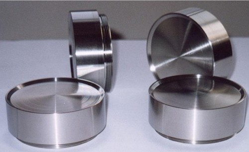PVD Coating Machine - Titanium Tin Target For PVD Vacuum Coating Machine  Manufacturer from Ghaziabad