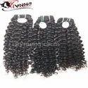 Loose Curly Machine Weft Hair