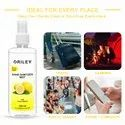 Oriley Instant Hand Sanitizer Mist With Lemon Extract 83.3% Isopropyl Alcohol (260ml)