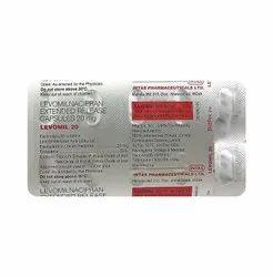 Levomil 20 Capsule ER