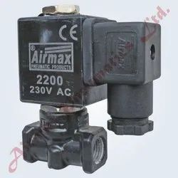 CJ Model Direct Acting Solenoid Valve