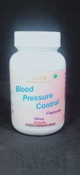 Blood Pressure Control Capsule