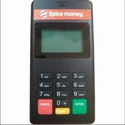 POS with Highest/Max Commission Swipe Machine : Spice Money
