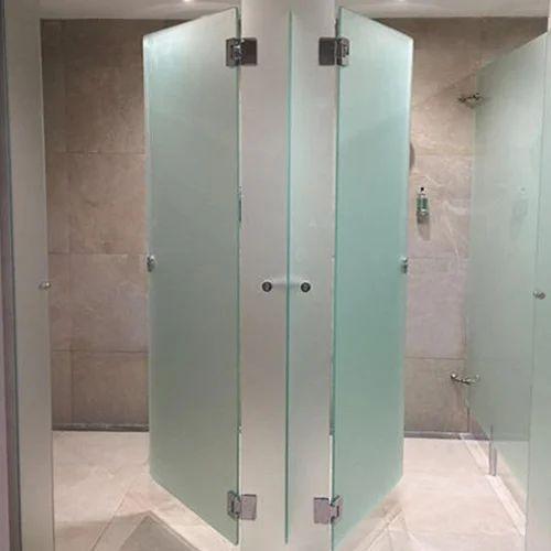 Tempered Glass Shower Enclosure