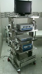 Laparoscopy Instrument Trolley