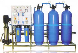SS Water Softening Plant