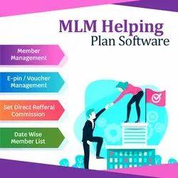 MLM Helping Plan Software