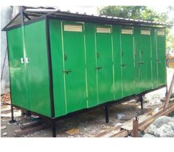 Toilet Cabin Combine Unit