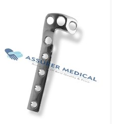 Proximal Tibia Plate with Round Holes