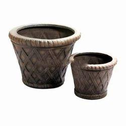 Basket Garden Planters