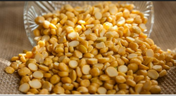 Chana Dal (Chick Peas), High In Protein