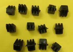 CALYX Black 90 Deg LED- 3mm & 5mm LED Bushes
