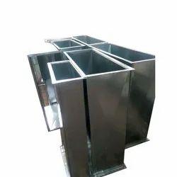 Galvanized Iron GI Ducting Fabrication Service