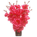 Artificial Orchid Flower Bunch