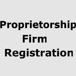 Proprietorship Company Registrations