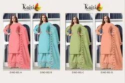 Designer Pakistani Suit Kajri Style Zoya Vol-1