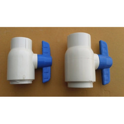 Industrial CPVC Ball Valve