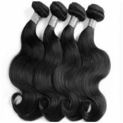 Black Hair Extension