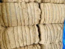 棕色回收椰子纤维,包装类型:束,包装尺寸:1.5英尺
