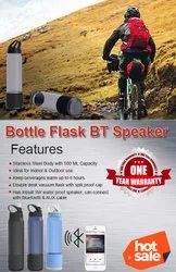 Bottle Flask  BT Speakers