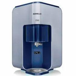 Alkaline 7-Liter RO UV Water Purifier (Blue/White), Features: Auto Shut-Off