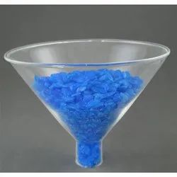 Glass Powder Funnel
