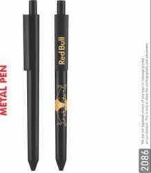 Poly Jotter Aluminium Tesla Full Black Ball Pen for Promotional, Model Name/Number: 2086