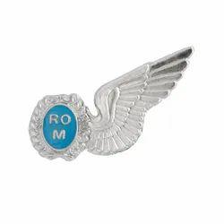 Customised metal Badge