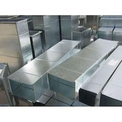 Galvanized Duct Fabrication Service