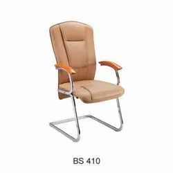 Leatherette Visitor Chair