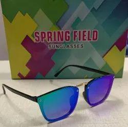 Male Casual Wear Spring Field Polarized Sunglasses, Size: Free