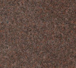 Polished Big Slab Z. Brown Granite, Thickness: 15-20 mm, Flooring