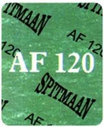Spitmaan Champion AF120 Green Non-Metallic Jointing Gasket Sheets for Industrial