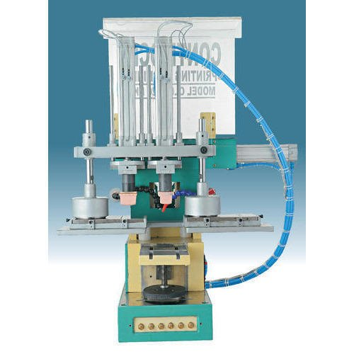 CLC - 120 BK Footwear Printing Machine