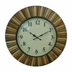 Navika Production Wooden Wall Clock