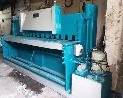Industrial Hydraulic Shearing Machine