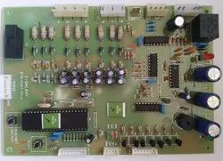 Seven Segment LED Three Phase Servo Stabilizer Control Card