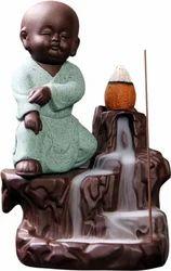 Back Flow Cone Fountains-Buddha