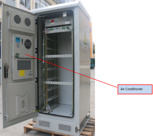 Ac Cooling Outdoor Cabinet Ip55 At Rs 150000 Piece