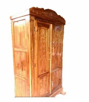 Wooden Bureau Almirahs At Rs 30000 Piece Oms Infotech Private
