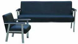 3 seater reception sofa 7487A